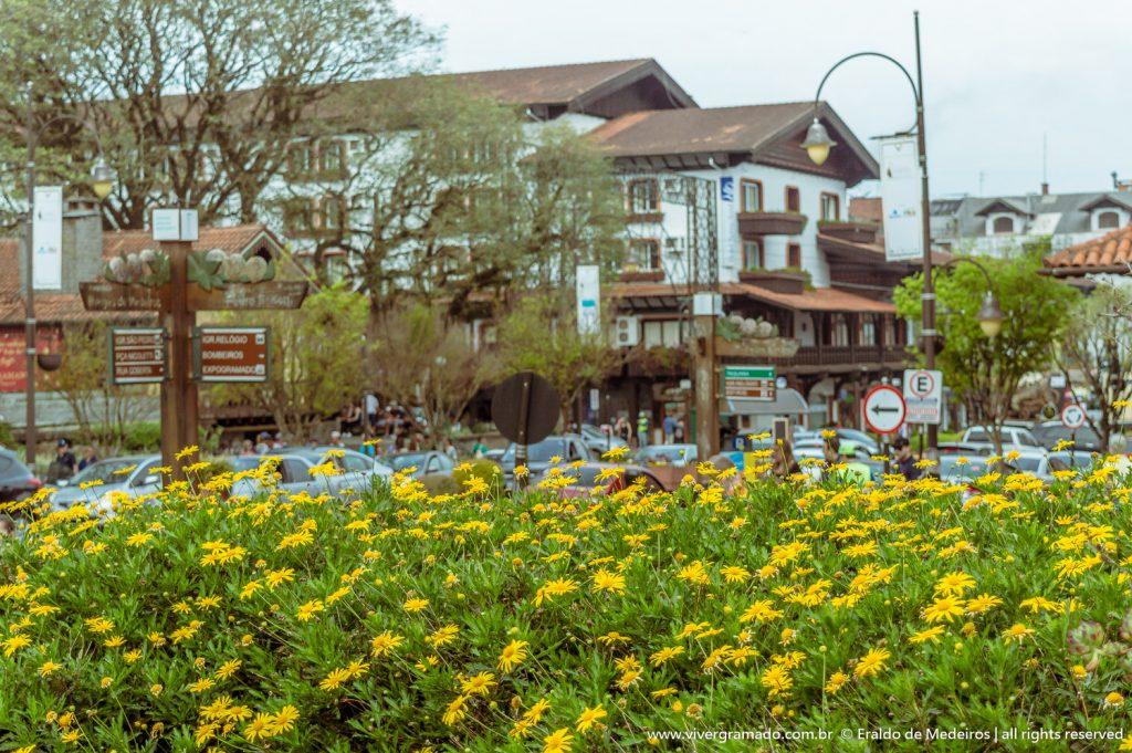Primavera - Setembro em Gramado