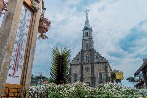 Igreja São Pedro - Início da Primavera