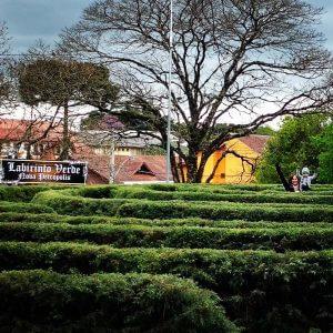 Labirinto Verde - Nova Petrópolis/RS
