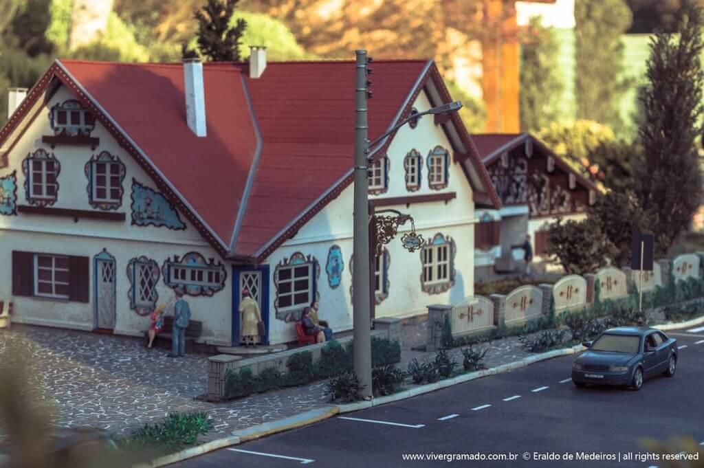 Casa Mini Mundo