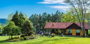 Área verde Le Jardin